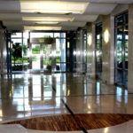 Boca Raton meeting room lobby