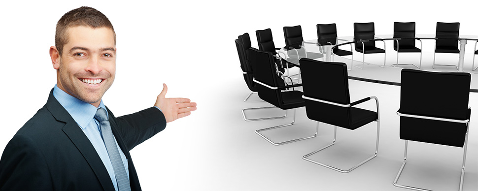 Meeting Rooms for business professionals