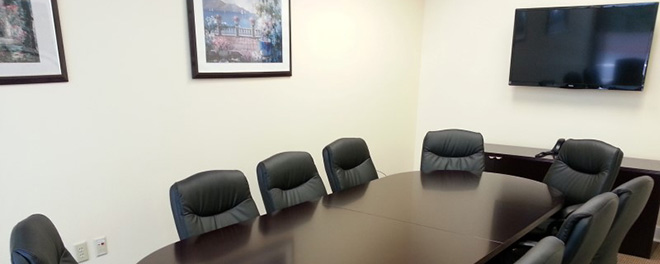Our professional meeting rooms provide more than just a space to conduct business